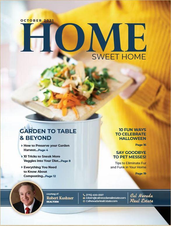 Magazine October 2021